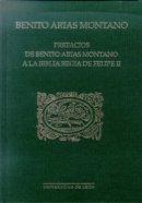 Prefacios de Benito Arias Montano a la Biblia Regia de Felipe II.