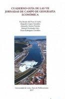 Cuaderno-Guía de las VII Jornadas de campo de Geografía económica