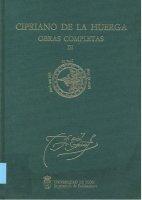 Obras completas. Vol. III, Comentarios al libro de Job (2ª parte).